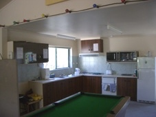Kitchen in the Clubhouse